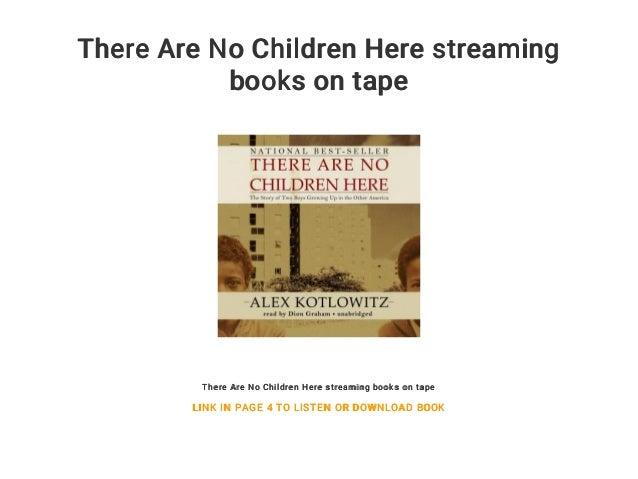 no children here