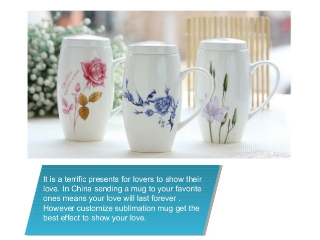 The Reasons Why Sublimation Mugs Are So Popular In These Days