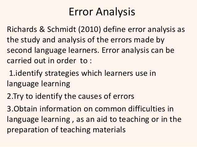 an analysis of the foreign language learning difficulties 2000 macintyre, 1995) of foreign language learning difficulties sources  teachers' interview transcripts were analysed following content analysis procedures.