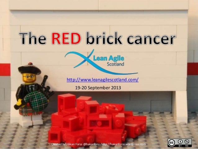 http://www.leanagilescotland.com/ 19-20 September 2013 Created by Håkan Forss @hakanforss http://hakanforss.wordpress.com