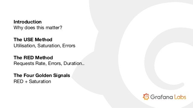 The RED Method: How to monitoring your microservices. Slide 3