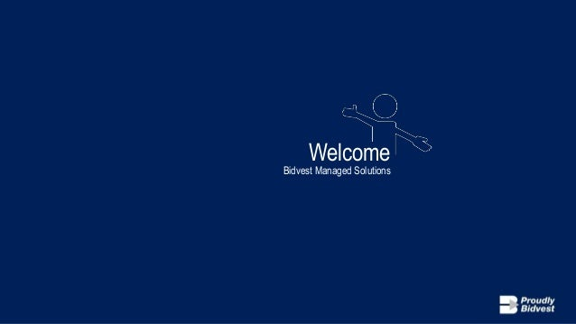 Welcome Bidvest Managed Solutions