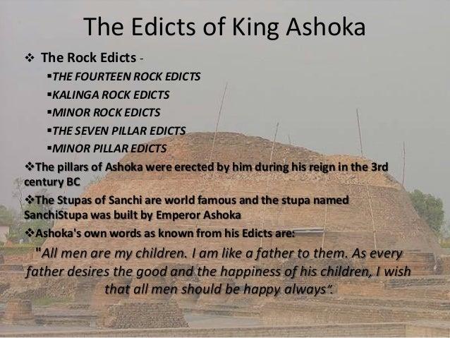 Main principles of ashoka s dhamma