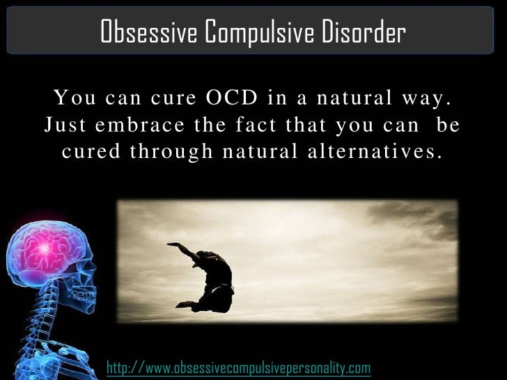 Natural Treatment For Ocpd