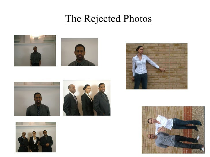 The Rejected Photos