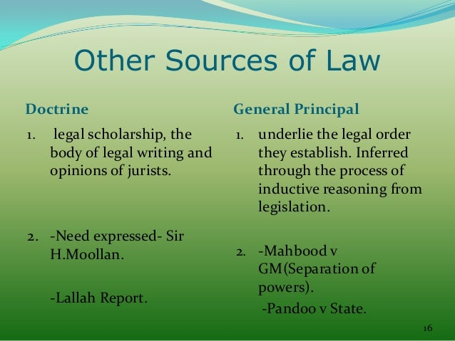 sources of law in mauritius Constitution of mauritius human rights  law sources attorney general's office bank of mauritius board of investment central statistics office.