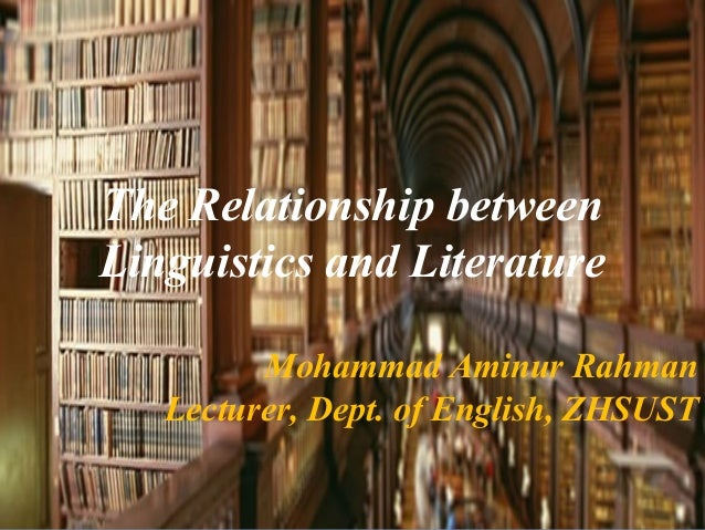 the relationship between flamenco and literature Easm142 a brief insight in to the relationship between gothic architecture and literature in the late eighteenth century and to what extent one influenced the other.