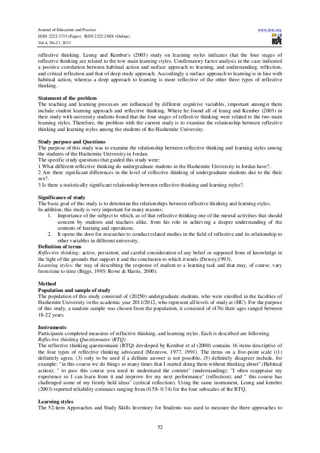 sample reflective essay co sample reflective essay