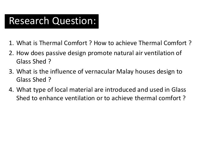 passive ventilation of modern and traditional malay houses Cooling of the indoor spaces likely depended on cross ventilation,  application of vernacular passive cooling techniques to modern  in two selected traditional malay houses (mh 1 and mh 2 .
