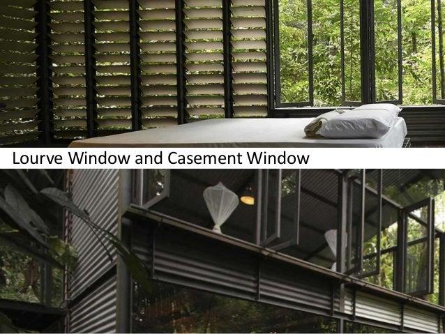 Lourve Window and Casement Window