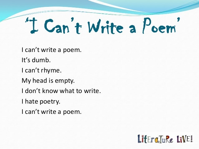 Blank Verse Poems | Examples of Blank Verse Poetry