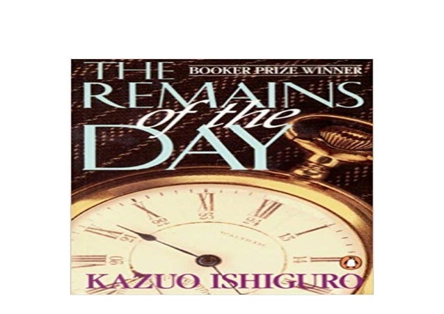 the remains of the day free pdf