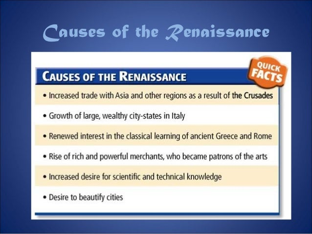 the events leading to the renaissance 1350 1400 1500 1450 events leading to the renaissance the black plague = new wealth when the bubonic plague swept across europe and took the lives of 1/3 of their population, the survivors were left with positive reaction because of economic and social flexibility.