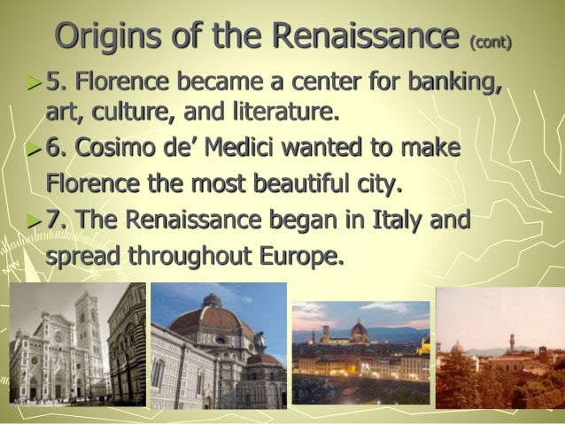 impacts of the renaissance and reformation on europe During the renaissance/reformation pre-renaissance) reformation the renaissance overlaps with most of the reformation, in which much of northern europe was.