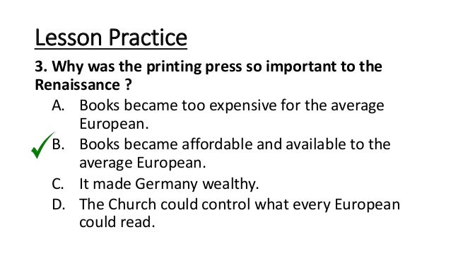the printing press essay The importance of the printing press for the protestant reformation, part two   wittenberg printing, early 16th-century, 16th-century essays and studies 1.
