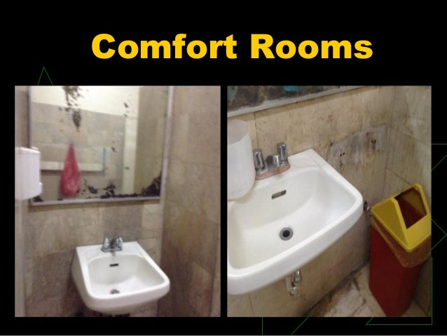 Comfort Rooms; 5. Part 45