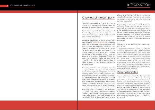 Bachelor thesis Slide 3