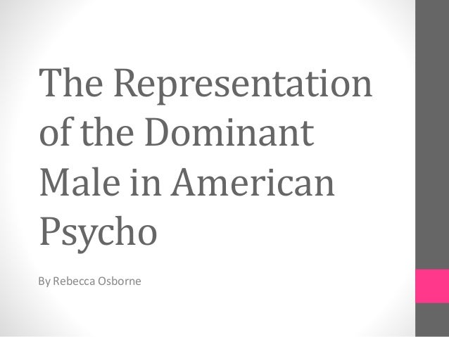 american psycho essay american psycho semiotics film editing and critic