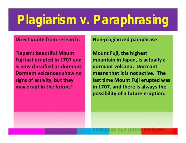 How do i write a research paper without plagiarizing check
