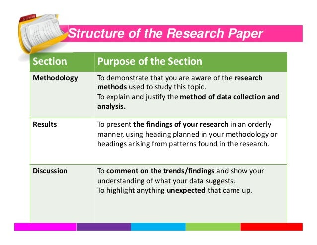 how to write a research paper for elementary students ppt