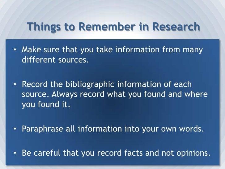 Internet resources.