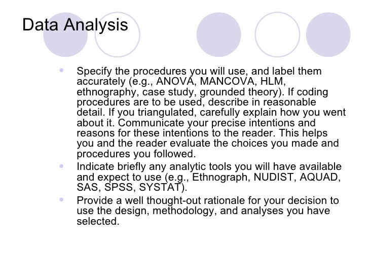 thesis findings sample