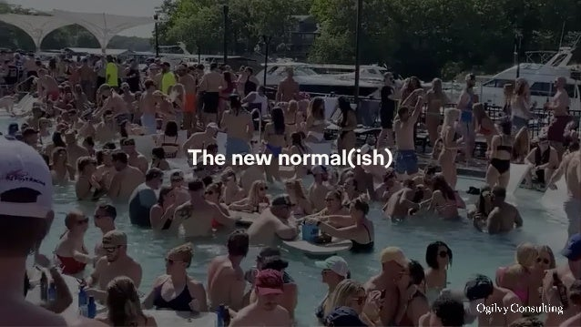 The new normal(ish)
