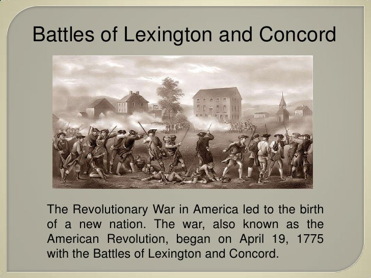 the revolutionary war in america led to the birth of a new nation Digital history printable version the new nation also faced economic and foreign policy problems a huge debt remained from the revolutionary war and paper money.