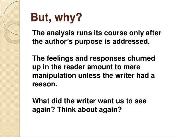 rhetorical analysis reflections essay Understanding rhetorical analysis  writing the rhetorical analysis essay  genre = rhetorical responses to and reflections of the situation in which.