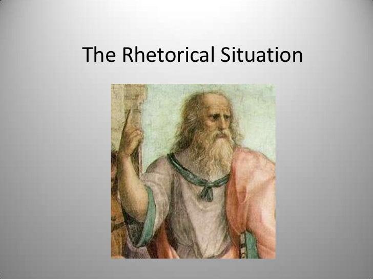 The Rhetorical Situation<br />