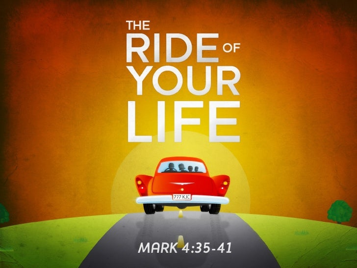 Get Ready! • As you get ready for the ride of your life,   Hear the Call of Jesus… • Jesus calls us to go with Him.   – We...