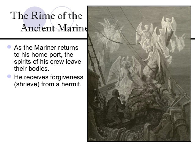 an introduction to the history of rime of ancient mariner Episode 3: on ghost ships, dice games, and the dangers of shooting an albatross the rime of the ancient mariner by samuel taylor coleridge i absolutely.