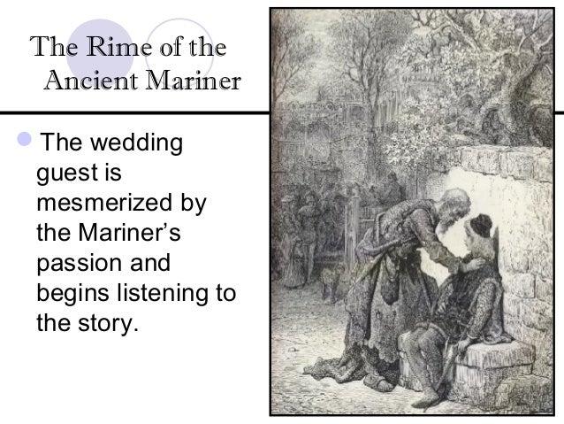 Hasil gambar untuk wedding guest ancient mariner