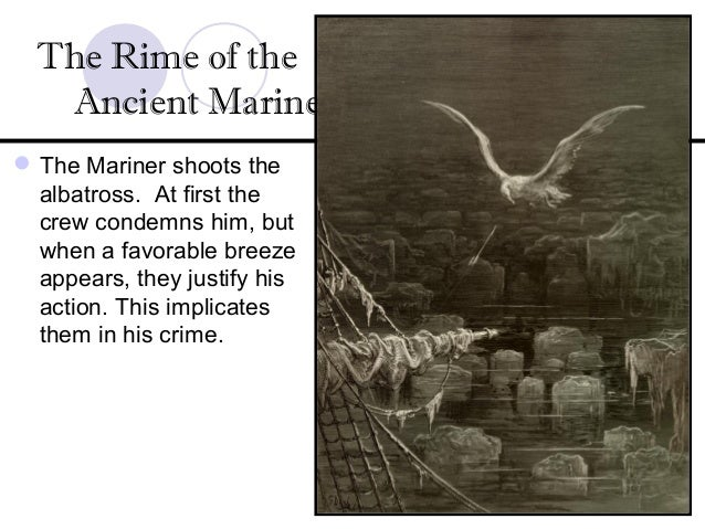 an introduction to the rime of the ancient mariner In this lesson, we're going to explore the famed romantic poem ''the rime of the ancient mariner,'' by samuel taylor coleridge  introduction to sir walter scott: works of historical fiction .