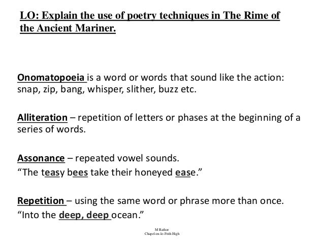 summary of the poem the rime The rime of the ancient mariner summary supersummary, a modern alternative to sparknotes and cliffsnotes, offers high-quality study guides that feature detailed chapter summaries and analysis of major themes, characters, quotes, and essay topics.