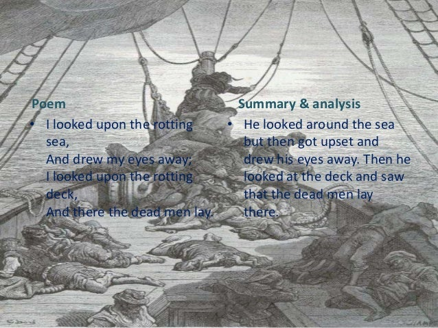 The Rime of the Ancient Mariner, Samuel Taylor Coleridge - Essay