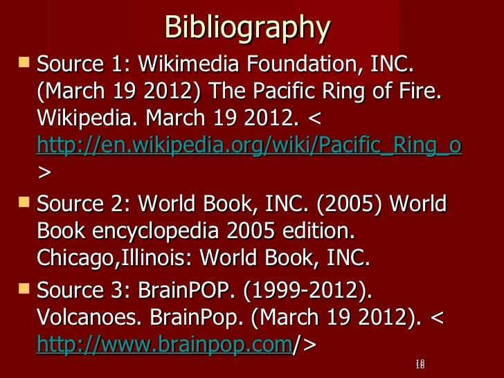Ring Of Fire Brainpop