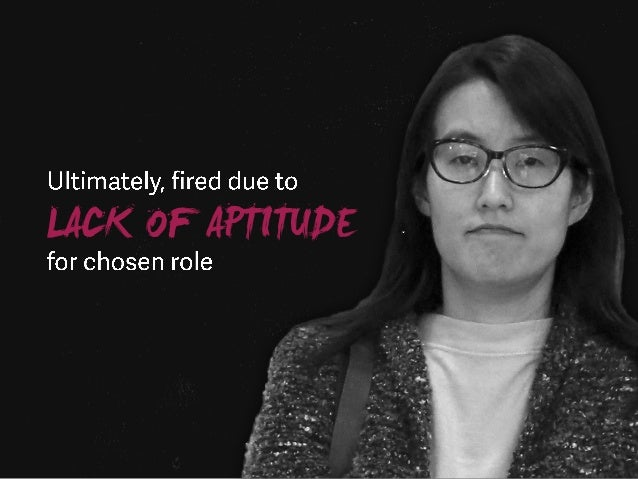 The Rise and Fall of Ellen Pao. Perpetrator or Victim? Slide 31