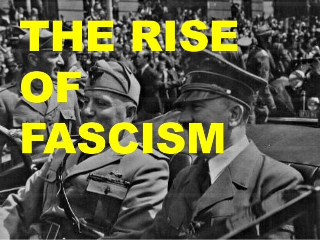 fascism and nazism in europe Nazism (or national  particularly in europe and south america neo-fascism is any post-world war ii ideology that includes significant elements of fascism,.