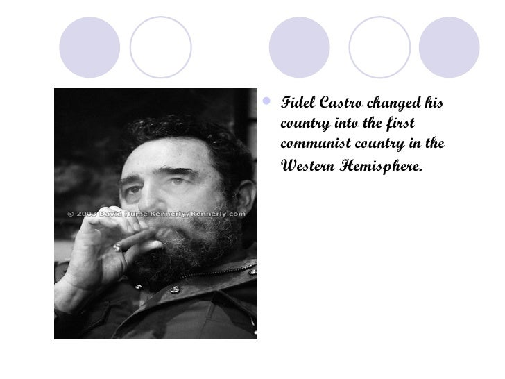 the rise and leadership of fidel castro Cuba to name fidel castro successor  factbox-leadership changes in cuba  but the rise or fall of fidel castro proteges could signal policy changes.