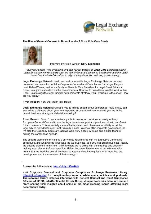 case studies interview questions