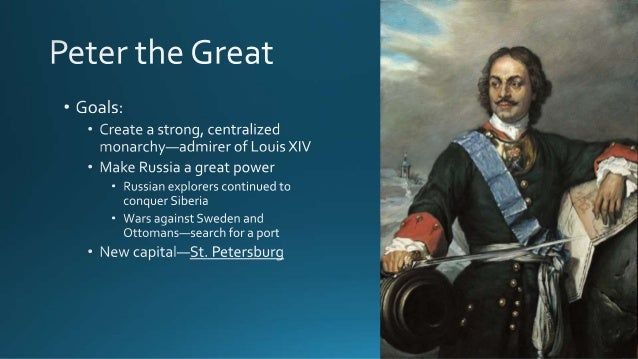 a look at the life of peter the great the ruler of russia What was peter the great the first russian ruler to make an peter launched his great embassy and started to peter the great ruled the tsardom of russia.