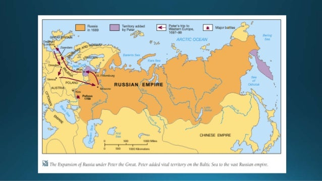 the rise of russia In this lesson, you will discover how russia was transformed into an empire and explore the long history leading to that development then, you can.