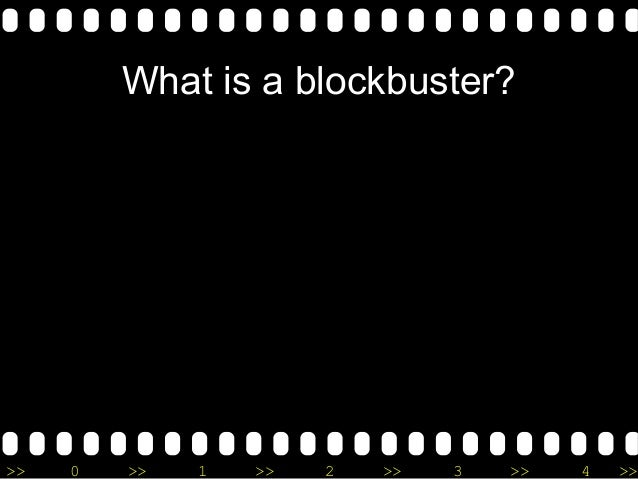 an analysis of the causes and outcomes of blockbusters bankruptcy Effective alternatives analysis in mediation: this information may cause if on possible outcomes by opposing counsel, the analysis can always.