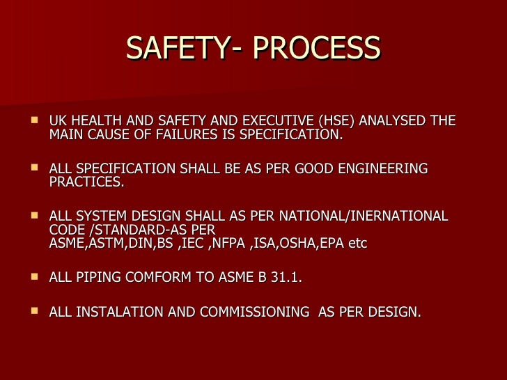 Power Plant Safety Topics