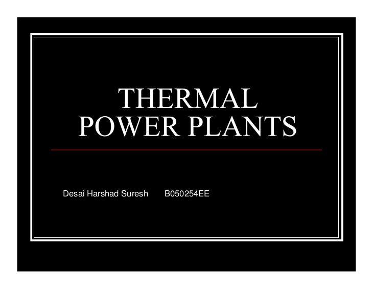 Desai Harshad Suresh   B050254EE