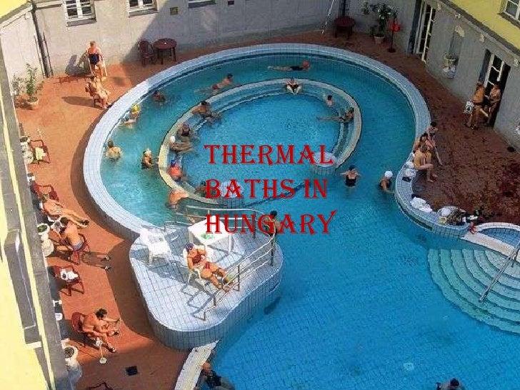 Thermalbaths inhungary