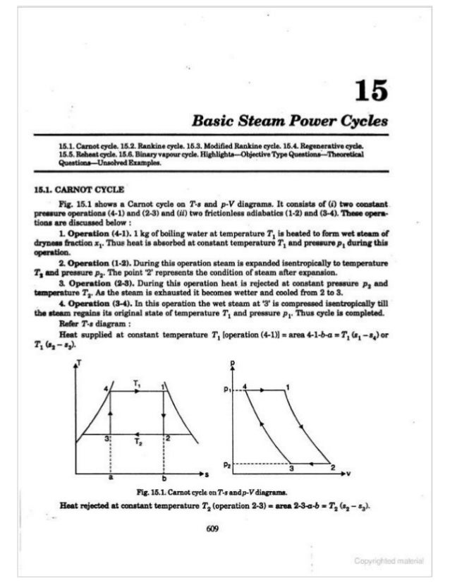Thermal Engineering By Rk Rajput Chapter 15