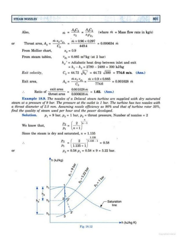 steam table pdf rk rajput