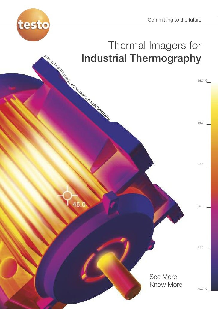 Committing to the future                            Thermal Imagers for                       Industrial ThermographyInt  ...